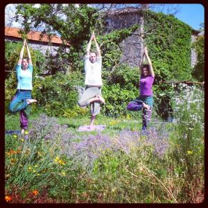 Yoga in Carso (edizione 2014)